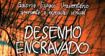 Galeria de Arte Espaço Universitário apresenta a exposição Desenho Encravado